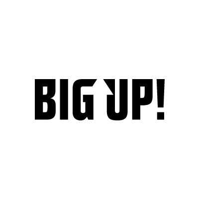 BIG UPロゴ